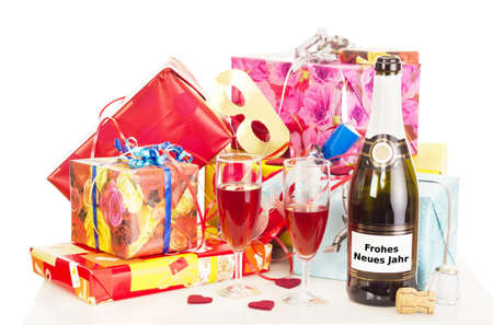 Decoration for New Year's Eve Stock Photo - 16752280