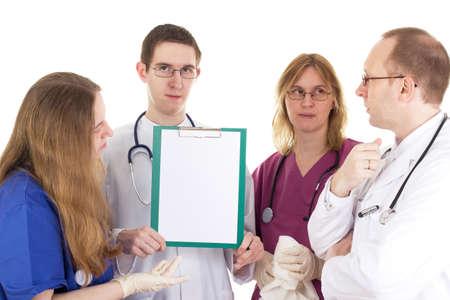 Medical people photo
