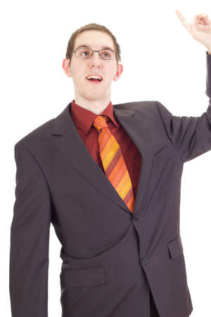Young businessman Stock Photo - 17414612