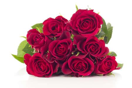 Bunch of roses Standard-Bild - 17674914