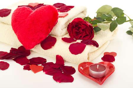 perfumery concept: Wellness decoration