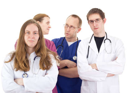 Medical people Stock Photo