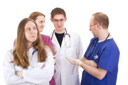Medical people Stock Photo - 17793605