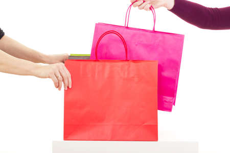 Shopping tour Stock Photo - 17944799