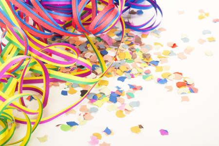 party streamers: Blowouts