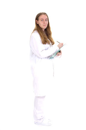 Female medical doctor photo