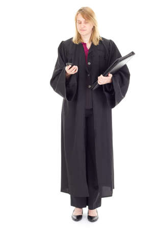 Female attorney photo