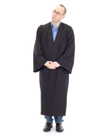 Male attorney Stock Photo - 18461240