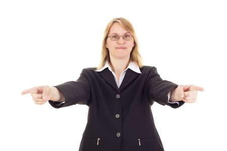 Businesswoman Stock Photo - 18693342