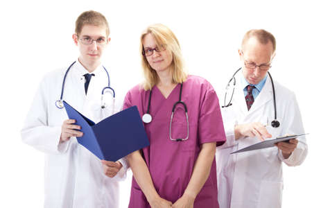We take care of you anytime Stock Photo - 20561939