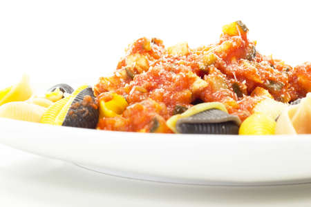 gastronome: How about eating some italian noodles with tomato sauce