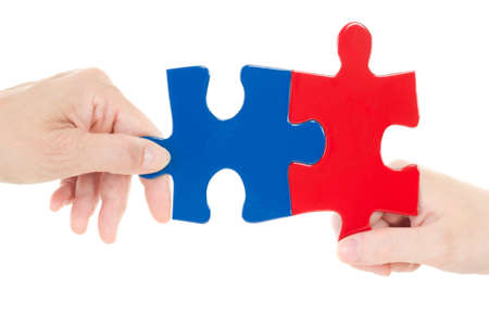 cohesiveness: The right puzzle piece has been found