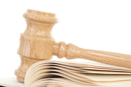 Gavel on open civil law code