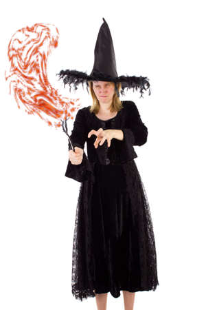 beldam: This hag wants to bewitch you