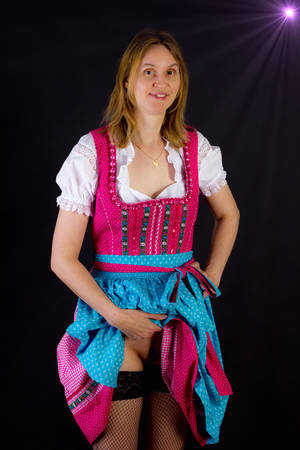 Going commando to Oktoberfest photo