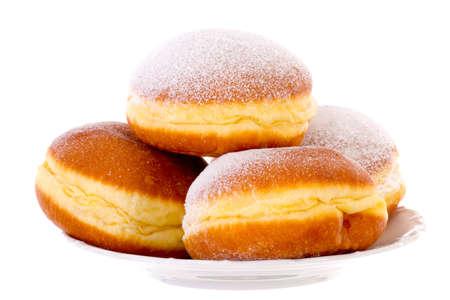 titbits: Krapfen Berliner Pfannkuchen Bismarck Donuts