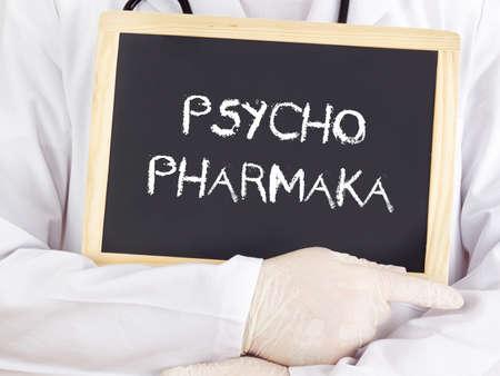 psychiatrique: Docteur renseigne: m�dicaments psychiatriques en allemand