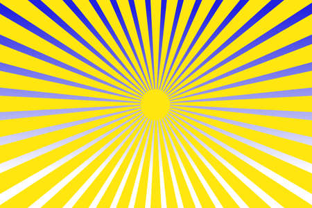 Sunshine background Standard-Bild