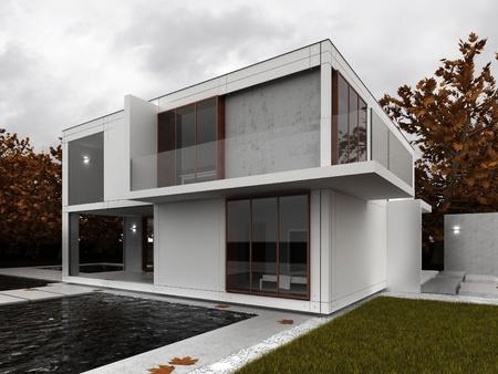 Modern House Editorial