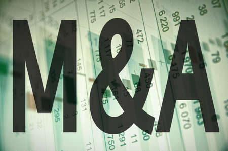 merger: MA Merger and Acquisition. Financial background.