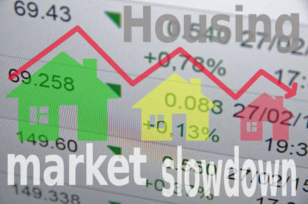 slowdown: Housing market slowdown
