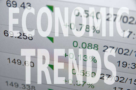 domestic policy: Inscription Economic trends