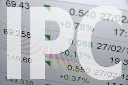 IPC is consumer price index on Espagnol