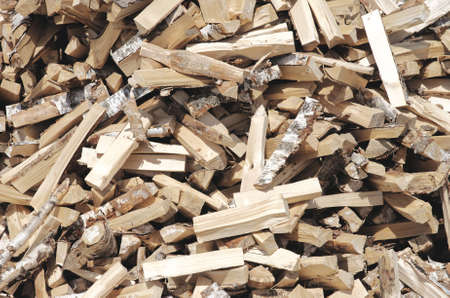 scattered: Scattered planks. Fire-wood.