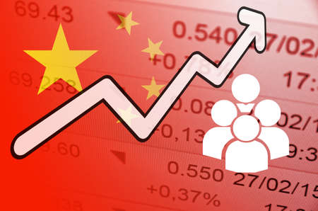 stock quotes: Positive Trend in China Market.