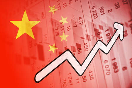 ticker: Positive Trend in China Market.