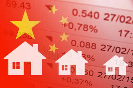Negative Trend in China Property Market.