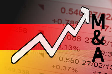 Germany M & A market.