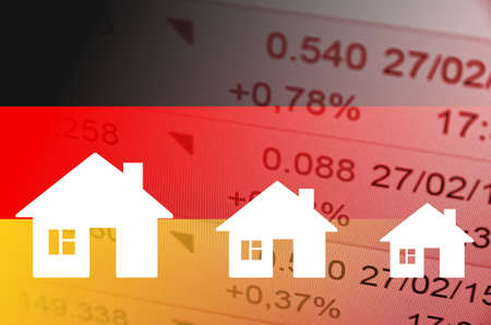 house exchange: Negative Trend in Germany Property Market.