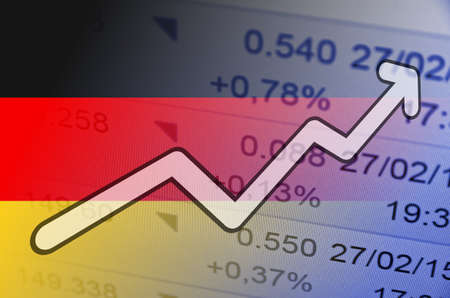 stock quotes: Positive Trend in Germany Market.