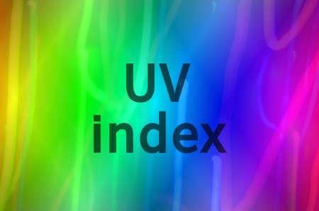 uv: uv index