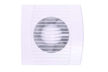 Ceiling and wall mount exhaust fan.