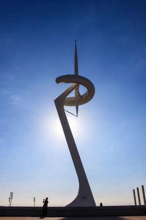 montjuic: Montjuïc Communications Tower