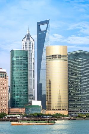 highrises: High-rises in Shanghai