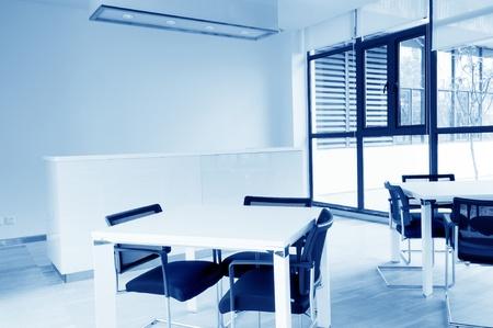 Modern minimalist style lounge, indoor Stock Photo - 12778581