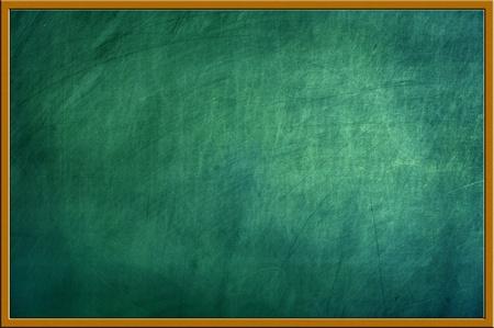 Nahaufnahme von einer leeren Schule Tafel