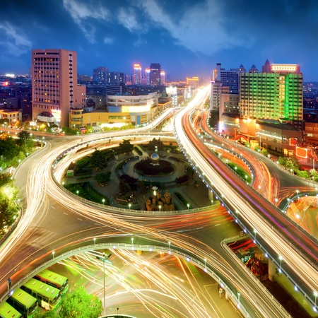 City Scape of the nanchang china Stock Photo - 13179413