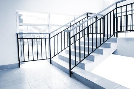Treppen, die moderne Innenarchitektur.