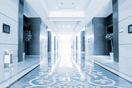celling: The school corridors, very sense of perspective  Editorial
