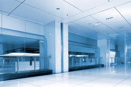 corridors: corridors, very sense of perspective  Editorial
