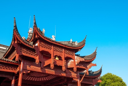 summer palace: Historic Architecture of China  Forbidden City in Beijing, China