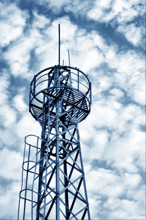 telephone mast: Towers, wired to wireless comm