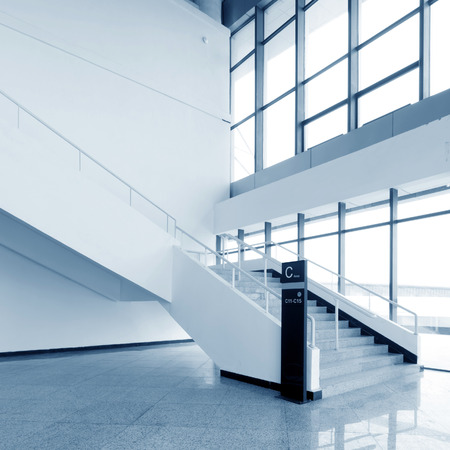 stair in modern building Stock Photo - 22656512