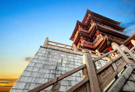 architecture ancient: Beijings Chinese ancient architecture, ancient religious sites.