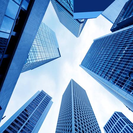 bank building: Modern building Landscape in Hong Kong