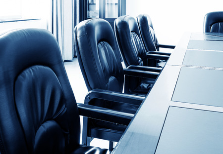 executive chair: Conference room tables and chairs Editorial